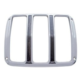 United Pacific 64 1/2 - 66 Ford Mustang LED Tail Light Bezels - F6405