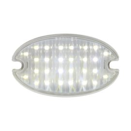 United Pacific 57 Chevy LED Backup Light Lens - 110221