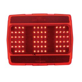 United Pacific 64 1/2 - 66 Ford Mustang LED Sequential Tail Light - 110105