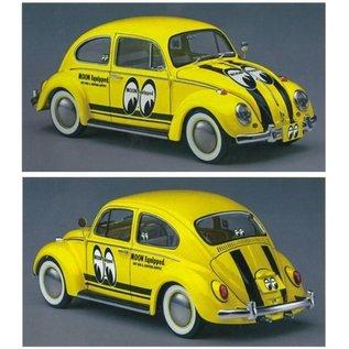 1/24 MOON Equipped Volkswagen Beetle Model Car - 20357