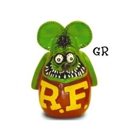Mooneyes Antenna Topper - Rat Fink - RAF255GR