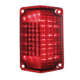 United Pacific 68-69 El Camino LED Tail Light - RH - CTL6869LED-R