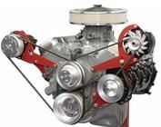 Engine Accessory Brackets (Steel)