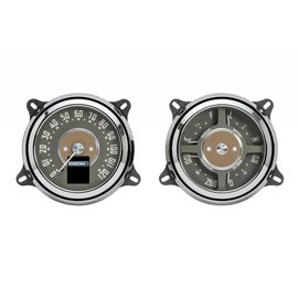 Dakota Digital 47-53 Chevy/GMC Pickup RTX Instruments - RTX-47C-PU-X