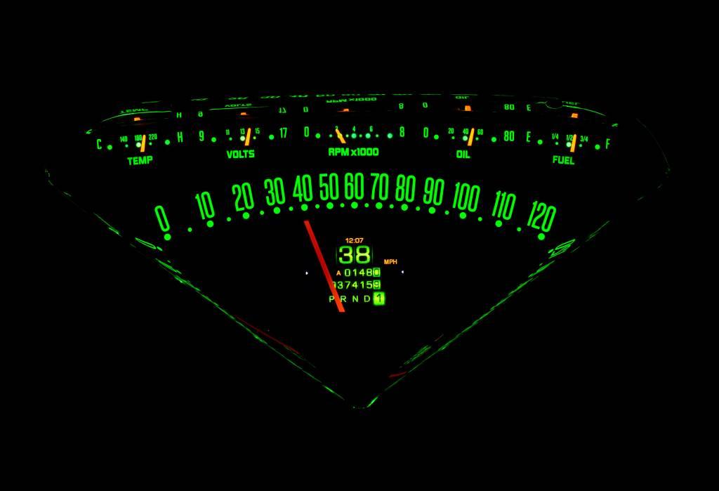 RTX-55C-PU-X - '55-59 Chevy PU - RTX-55C-PU-X on