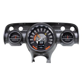 Dakota Digital 57 Chevy Car RTX Instruments - RTX-57C-X