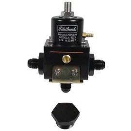 Tanks Inc. EFI Bypass Regulator with Male -6AN Adapter Fittings and Plug - 174023-KIT