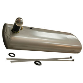 Tanks Inc. 33-34 Dodge/Plymouth Coupe Coated Steel Gas Tank - 34DPC-A