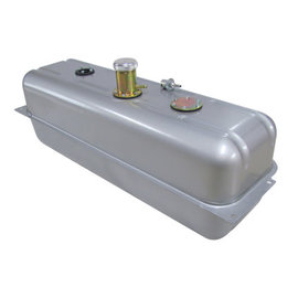 Tanks Inc. Universal Steel Fuel Tank w/ Billet Cap & Neck - 39DP-UA