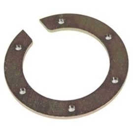 "Tanks Inc. 3-1/4"" 6-Hole 10-32 Threaded Mounting Ring - 3TR"