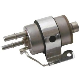 Tanks Inc. LS Fuel Filter/Regulator 58 psi, with -6 AN Quick Disconnect Fittings - LS9904-KIT