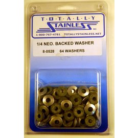 Totally Stainless 1/4 Neoprene Backed Washer - Panel 2 (G2) - #8-0528