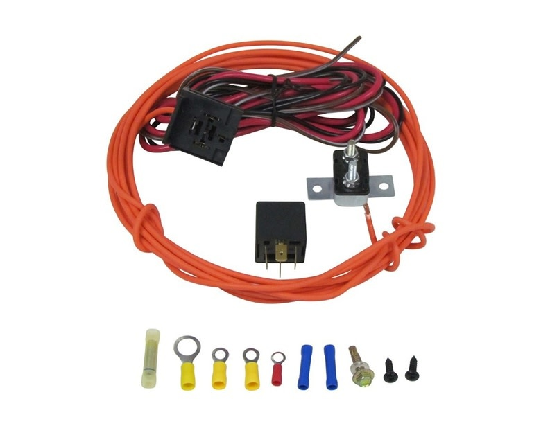 Terrific Tanks Inc Fuel Pump Relay And Wiring Kit Rlyfp Affordable Wiring 101 Archstreekradiomeanderfmnl