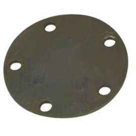 "Tanks Inc. 2-5/8"" 5 Hole Fuel Sender Block Off Plate - SBO"
