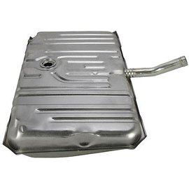 Tanks Inc. 1970 Chevy Chevelle/Monte Carlo Coated Steel Gas Tank w/ 2 Vent Pipes - TM34T