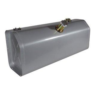 """Tanks Inc. Universal Coated Steel Gas Tank w/ 3"""" Tall Neck & Cap - U2-A"""