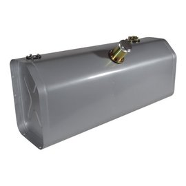 "Tanks Inc. Universal Coated Steel EFI Gas Tank w/ 3"" Tall Neck & Cap - U2-A-T"
