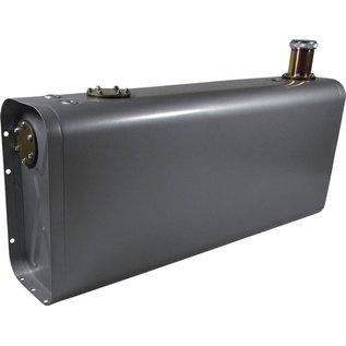 """Tanks Inc. U9 Universal Fuel Tank w/ 3"""" Threaded Neck & Cap - Steel -U9-A-T"""