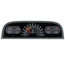 Dakota Digital 60-63 Chevy Truck RTX Instruments - RTX-60C-PU-X
