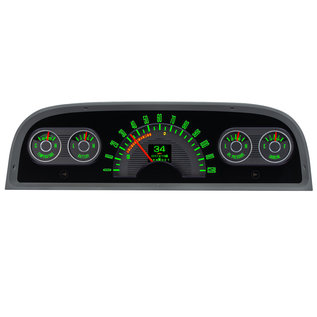 Dakota Digital 60-63 Chevy Truck RTX Gauge System - RTX-60C-PU-X