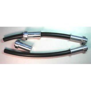 Door Wire Looms - Billet/Nylon - TP-Nylon-1/2