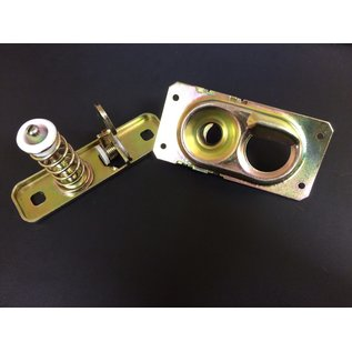 Hood Latch with Safety - LH-02