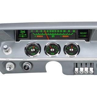 Dakota Digital 61-62 Impala RTX Gauge System - RTX-61C-IMP-X