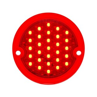 United Pacific 54-59 Chevy Truck LED Tail Light Lens - #110404