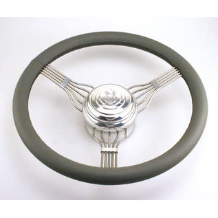 Banjo Steering Wheel - Dark Gray