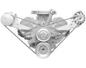 Chevy 348/409 Engine Accessory Brackets
