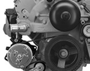 Chevy LS Engine Accessory Brackets