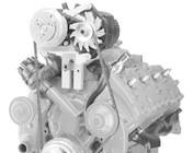 Ford Flat Head Engine Accessory Brackets