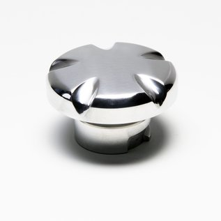 Clayton Machine Works LS Engine Oil Cap - Groove