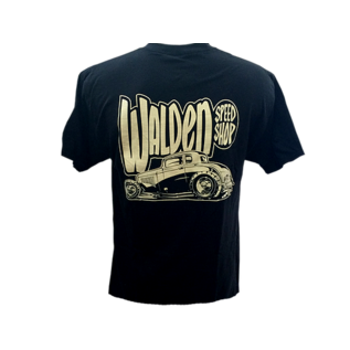 Walden Speed Shop WSS 03 - 5 Window Coupe T-shirt