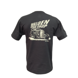 Walden Speed Shop WSS 04 - BoMonster Coupe T-shirt