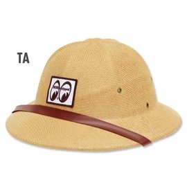 Mooneyes MOON Equipped Safari Hat - Tan
