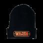 Walden Speed Shop Walden Orange Logo Beanie