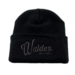 Walden Speed Shop Walden Script Beanie