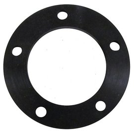 "Tanks Inc. 2-5/8"" 5 Hole Nitrile Rubber Gasket - SG-N"