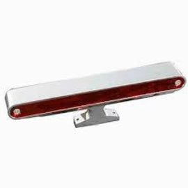 Vintique, Inc. 3rd Brake Light - Chrome/LED - SR-13613-LED