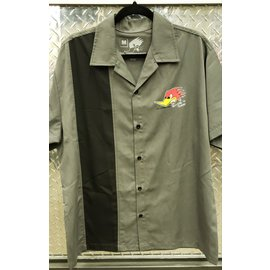 Clay Smith Cams CS 11 Mr Horsepower Traditional Bowler Shirt - MDS80