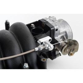 Lokar LS1 Throttle Cable Bracket (98-99 GM) - TCB-40LS1