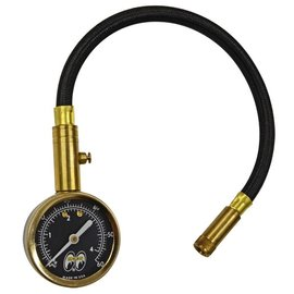 Mooneyes Moon Tire Pressure Gauge - MPG1060