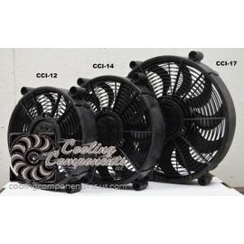 Cooling Components CCI-14 - Pusher Fan