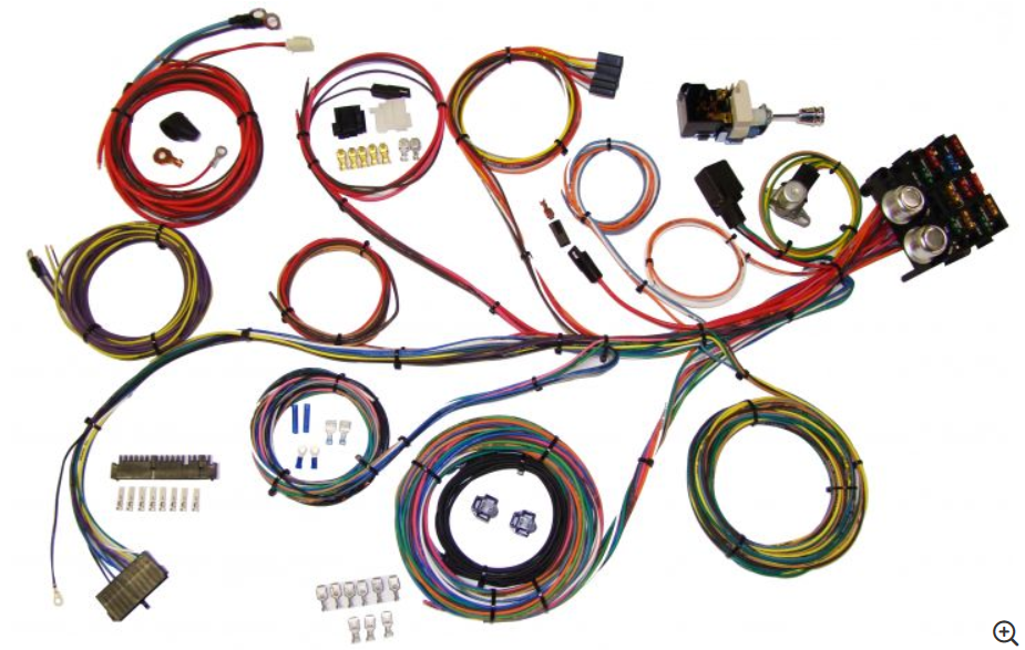 Power Plus 13 Universal Wiring System