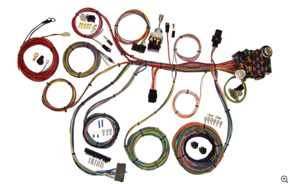 Power Plus 20 Universal Wiring System