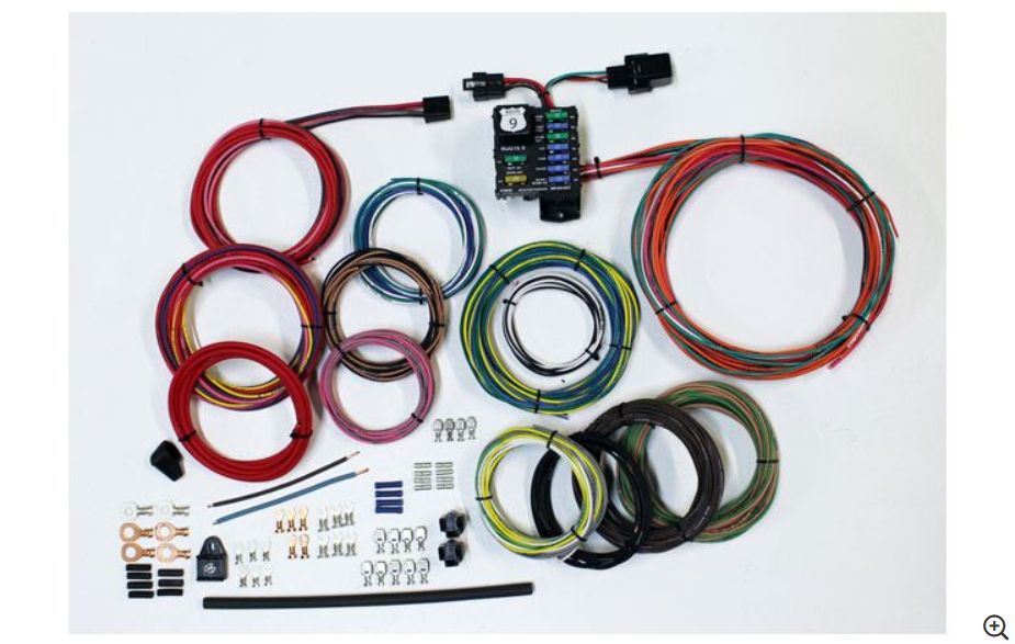 Route 9 Universal Wiring System - 510625