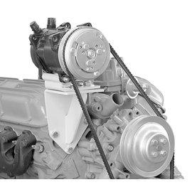 Alan Grove Components Compressor Bracket - SBF - Passenger Side - 105R