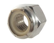 Fine Thread Stainless Lock Nuts