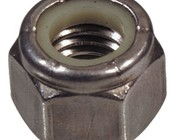 Coarse Thread Stainless Lock Nuts